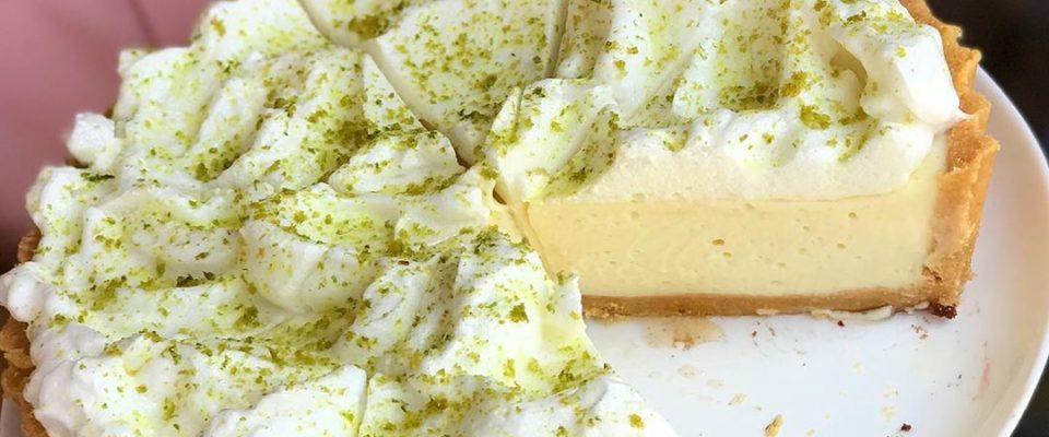 Torta-Mousse de Limão Bem Fácil de Fazer