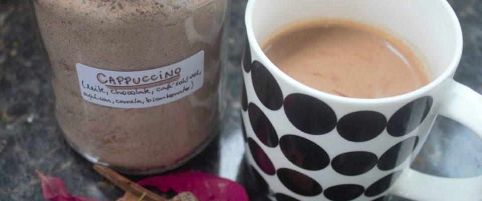 Cappuccino em Pó Caseiro : Delicioso e Fácil