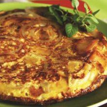 Fritada Espanhola de Batata