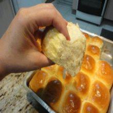 Pão de Minuto  Super Fácil de Fazer