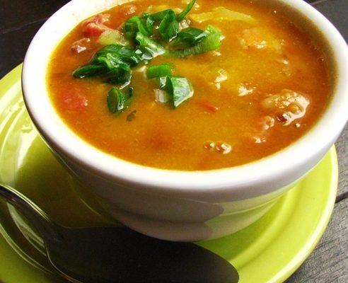 Sopa Deliciosa