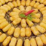 Mandioca temperada-  (tipo mexidão)-Confira essa delicia